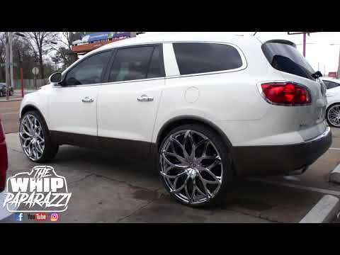 Buick Enclave on 28