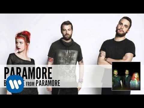 Paramore - Be Alone lyrics