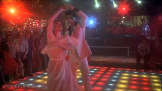 Video Bee Gees - more than a woman (Dancing Saturday Night Fever) MP3, 3GP, MP4, WEBM, AVI, FLV Agustus 2018