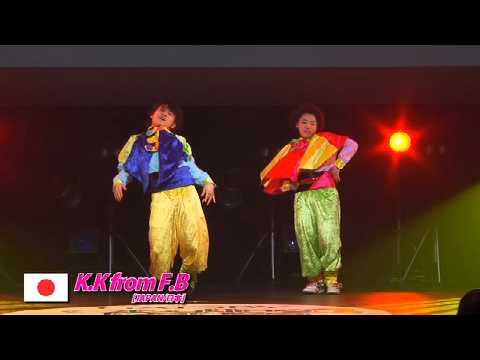 【GDC 3rd】GATSBY DANCE COMPETITION 2010-2011:JAPAN FINAL/K.K from F.B
