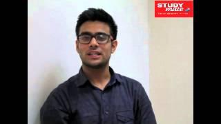 Student Speak – Rajat