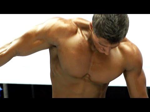 2012 World Natural Bodybuilding Championship, Pump Room, part 2