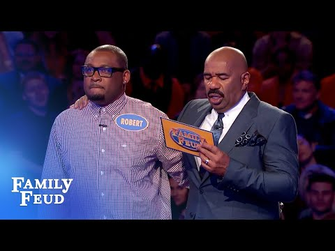 OMG. 3 answers left. He needs 11 points for $20,000... | Family Feud