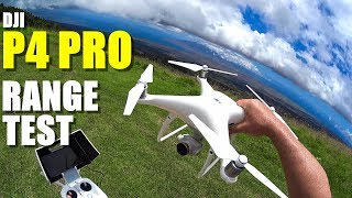 Enjoy part 3 Range Test of my full multi part P4 PRO review. Get the P4 Pro here https://goo.gl/AegAzT or here ...
