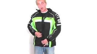 4. Arctic Cat Iron Dog Coat