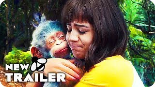 DORA AND THE LOST CITY OF GOLD Trailer (2019) Dora The Explorer Live Action Movie by New Trailers Buzz