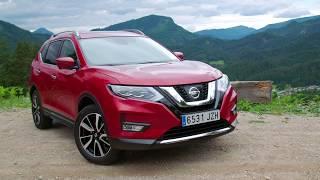2018 Nissan X-Trail - kısa tanıtım video
