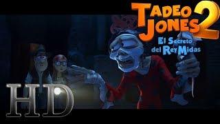 Nonton Tadeo Jones 2: El secreto del Rey Midas (2017) | Avance | Trailer (Español) Full HD Film Subtitle Indonesia Streaming Movie Download