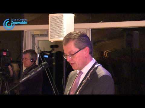 Nieuwjaars toespraak Burgemeester Gorter