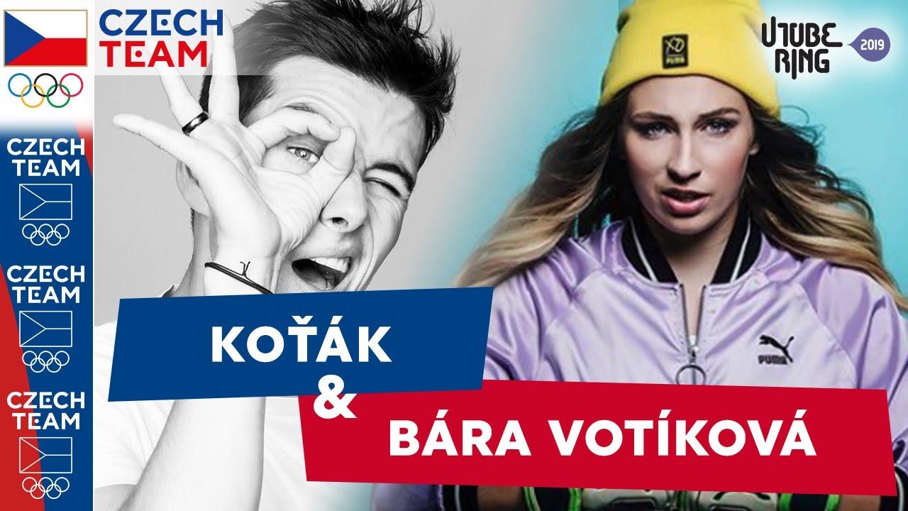 Bára Votíková s Koťákem na Czech Team Stage⚽