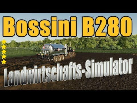 Bossini B280 v1.0.0.0