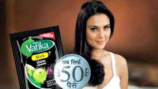 The second TVC spot for Dabar Vatika Shampoo
