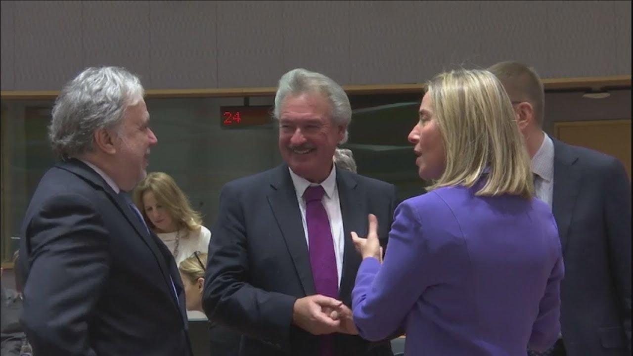 Στις Βρυξέλλες για το Συμβούλιο Εξωτερικής Πολιτικής της Ε.Ε. ο Γ.Κατρούγκαλος