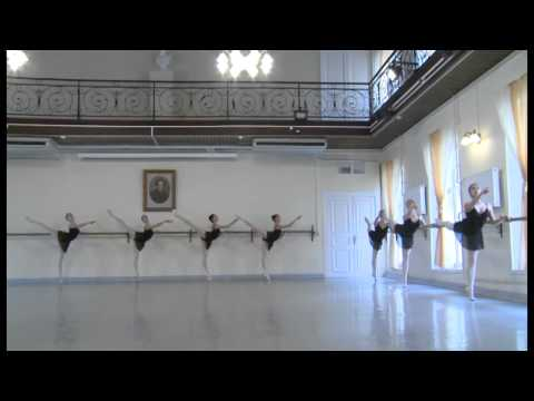 Vaganova Ballet Academy, Classical Exam 2013, Udalenkova