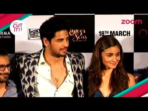 Sidharth Malhotra-Alia Bhatt: Love Ka THE END? | KAUN-FLICT | CUT IT!!