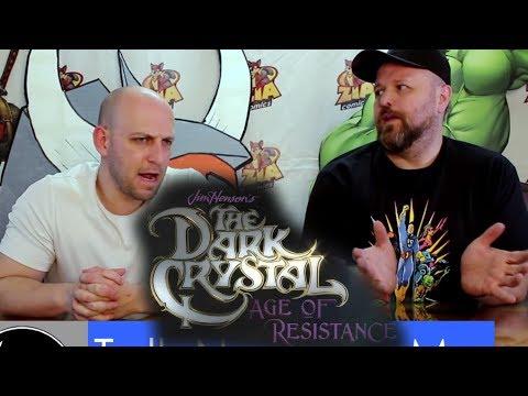 The Dark Crystal: Age of Resistance on Netflix    TNTM TV NEWS