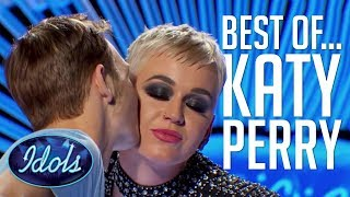 Video BEST of KATY PERRY On American Idol 2018 | Funny, Shocking & Flirty! Idols Global MP3, 3GP, MP4, WEBM, AVI, FLV September 2018
