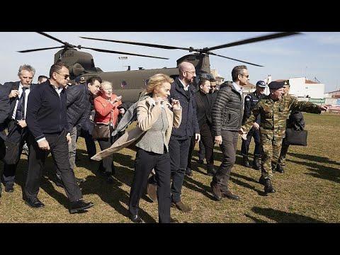 EU: Bis zu 700 Mio Euro für Griechenland zur Bewältigung des Flüchtlingsproblems