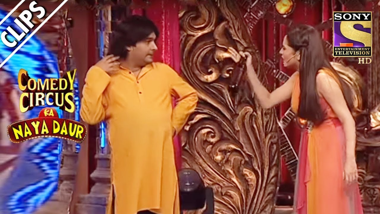 Kapil Has A Good News For Ankita | Comedy Circus Ka Naya Daur