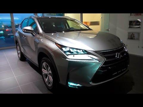 Lexus NX уже у дилеров - LIVE видео обзор!