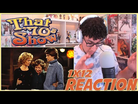 KITTY IS THE BEST! | That '70s Show 1x12 REACTION | Season 1 Episode 12
