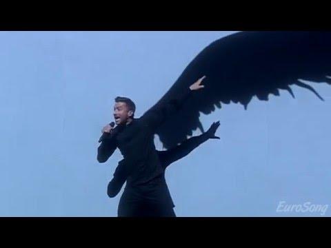 Eurovision 2016- 3°- Russia-Sergey Lazarev\