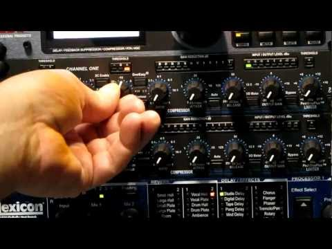 Stage Left Audio - Basic Compressor: vocals, drums, bass