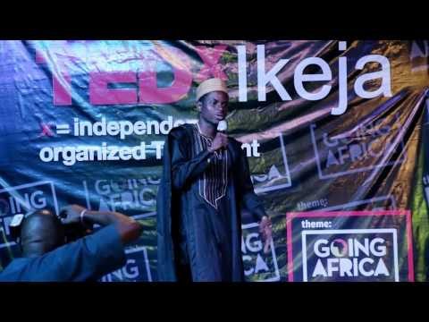 What Is Funny With Being Blaq - Kenny Blaq - TEDxIkeja (Nigerian Comedy)