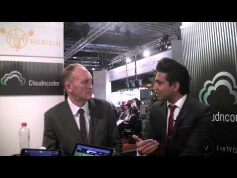 IBC 2015 - Norigin - Ajey  Anand, CEO
