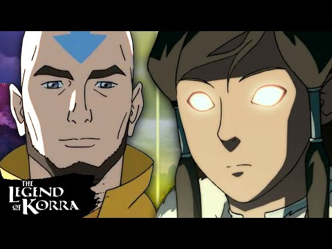 Every Legend of Korra Book Ending ⬇️ |  Legend of Korra