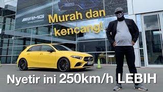 Video Mercedes-AMG A35 4Matic MP3, 3GP, MP4, WEBM, AVI, FLV Mei 2019
