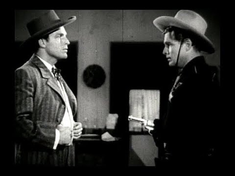 """Buster Crabbe - Sheriff Of Sage Valley - Al """"Fuzzy"""" St. John, Dave""""Tex"""" O'Brien"""