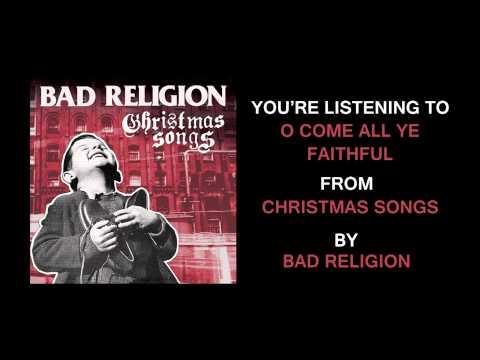 Tekst piosenki Bad Religion - O Come All Ye Faithful po polsku