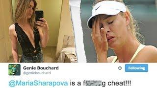 Video Why Bouchard & Sharapova HATE EACH OTHER!!! MP3, 3GP, MP4, WEBM, AVI, FLV April 2019