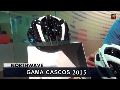 Mercado al dia/Bike Zona Clip Cascos Northwave colección 2015