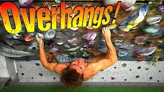 How to Climb Overhangs   Techniques and Skills by Mani the Monkey