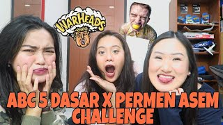 Video ABC 5 DASAR & PERMEN ASEM CHALLENGE WITH INDIRA KALISTHA & FIDEL! MP3, 3GP, MP4, WEBM, AVI, FLV April 2019
