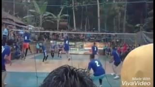 Download Lagu Spike volleyball terbaik Ramli gebot raja tarkam dari jawa barat  ( part 1 ) Mp3