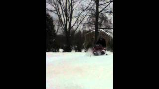 7. 2011 arctic cat f570 and polaris indy 440
