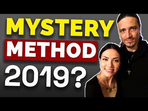 Does Mystery Method Still Work In 2019? (Top 5 Pros | Part 1)
