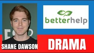 SHANE DAWSON VS JAKE PAUL & BETTERHELP DRAMA