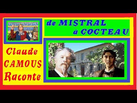 De Mistral à Cocteau : « Claude Camous Raconte » leur amour commun pour la Provence …