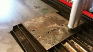 Precision Plasma Gantry Kit Cutting 1/4