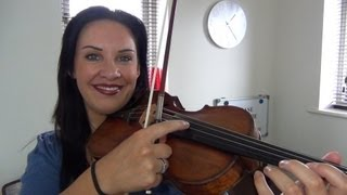 HOW TO: Do Pizzicato on the Violin (Pizz/Pluck)