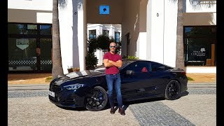 4. 2019 BMW M850i Review *Technology GT Car