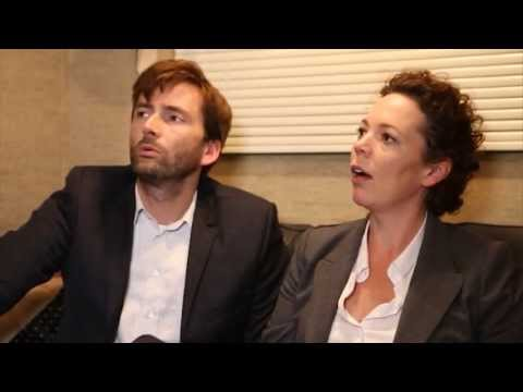 Making of Broadchurch part 1