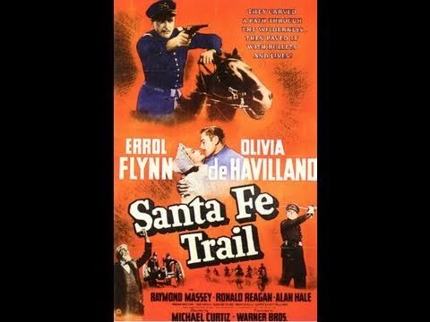 CAMINO DE SANTA FE (SANTA FE TRAIL, 1940, Full Movie, Spanish, Cinetel)