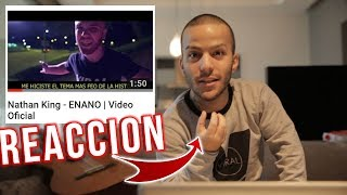 Video Nathan King - ENANO - (Official Video) - VIDEO REACCION MP3, 3GP, MP4, WEBM, AVI, FLV Mei 2018