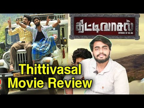 Thittivasal Movie Review