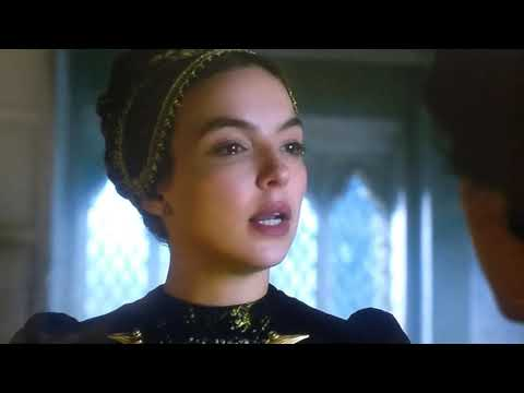 White Princess 1x07 Lizzie slaps Catherine